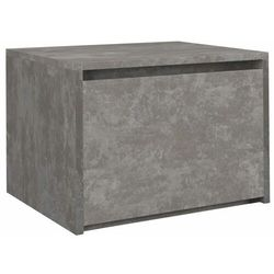 Tes Szafka nocna komoda karo k1 beton szuflada