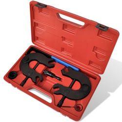 Vidaxl  zestaw narzędzi do montażu rozrządu vw/audi (8718475873556)