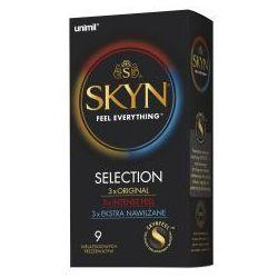 Unimil (pol) Unimil skyn selection (1op./9szt.)