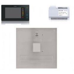 Skrzynka na listy Vidos DUO z monitorem M1021B/S1201-SK