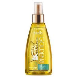 Bielenda, Vanity Golden Oils, olejek po depilacji łagodzący, 150 ml - produkt z kategorii- Kremy po depilacj