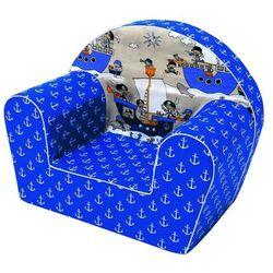 Bino Fotelik dziecięcy Piraci, 42 x 32,7 x 52,5 cm (4019359530164)