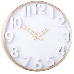 Zegar ścienny Architect HC03.3 by JVD, kolor Zegar