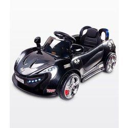 Samochód na akumulator Aero, Black, produkt marki Caretero