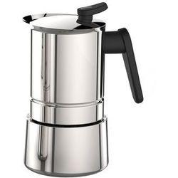steel moka kawiarka 4 tz 4 filiżanki marki Pedrini