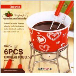 Fondue do czekolady serca 6 ele. [kh-6153-h] marki Kaiserhoff