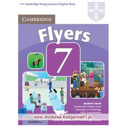 Cambridge Young Learners English Tests Flyers 7 Student's Book, rok wydania (2011)