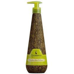 Macadamia Nourishing Leave In Cream 300ml W Krem do włosów z kategorii Pozostałe kosmetyki do włosów