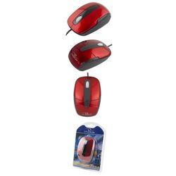 Mysz przewodowa  , optyczna 3d, barracuda, tm108r od producenta Titanum