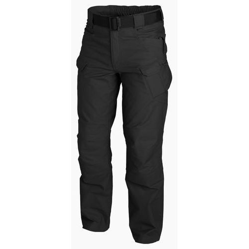 Spodnie Helikon UTL czarne UTP Policotton Ripstop r. XL (regular) ze sklepu Zbrojownia.pl