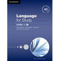 Language for Study 1. Podręcznik + online Audio (214 str.)