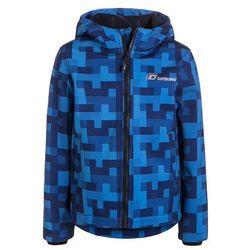 Outburst Kurtka Softshell blau/marine - produkt z kategorii- kurtki dla dzieci