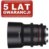 50mm t1.3 as umc cs micro 4/3 - produkt w magazynie - szybka wysyłka! marki Samyang