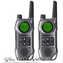 Radiotelefon  tlkr t8 zestaw wyprodukowany przez Motorola
