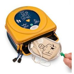 AED Samaritan PAD 500 P defibrylator, HeartSine z SENDPOL24.pl