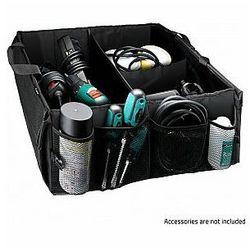 Adam hall accessories ahfob 3 - organizer w formie składanej torby
