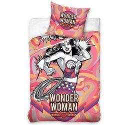 Carbotex pościel Wonder Woman, 140 x 200 cm, 70 x 80 cm, kup u jednego z partnerów