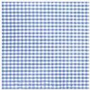 THERALINE Poszewka na poduszkę do karmienia Original Vichy kratka kolor niebieski (50)