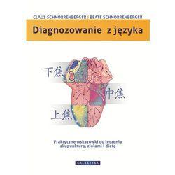 Diagnozowanie z języka, książka w oprawie miękkej