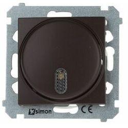 Kontakt simon Simon 54 dzwonek elektroniczny (moduł) 230v~; brąz mat dds1.01/46 wmdd-010xxk-046