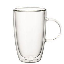- artesano hot beverages szklanka z uchem xl pojemność: 0,49 l marki Villeroy & boch
