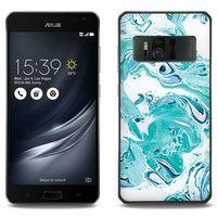 Fantastic Case - Asus Zenfone AR - etui na telefon Fantastic Case - niebieski marmur, ETAS549FNTCFC029000