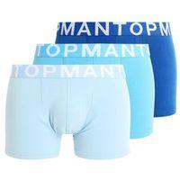 Topman BLUE COOL 3 PACK Panty mid blue, S-XL
