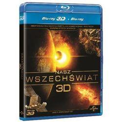 Film TIM FILM STUDIO Nasz wszechświat 3D Our Universe 3D z kategorii Filmy dokumentalne