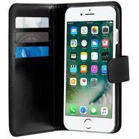 PURO Duetto Wallet Detachable - Skórzane etui 2w1 iPhone 7 / iPhone 6s / iPhone 6 (czarny)