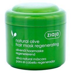 Ziaja Natural Olive maseczka regenerująca do włosów, kup u jednego z partnerów
