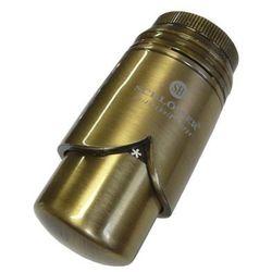 600200013 Głowica SH Brillant antyczny mosiądz (zawór i głowica ogrzewania)