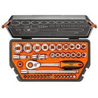 Neo Zestaw kluczy nasadowych  1/2 cala 08-630 (38 elementów) + darmowy transport! + zamów z dostawą