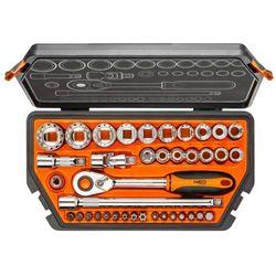 Zestaw kluczy nasadowych NEO 1/2 cala 08-630 (38 elementów) + Zamów z DOSTAWĄ JUTRO! + DARMOWY TRAN