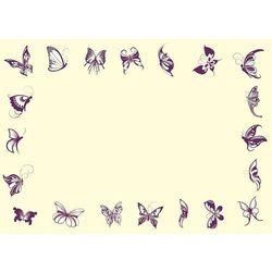 121 motyle tablica suchościeralna