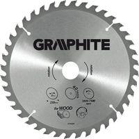 Tarcza do cięcia GRAPHITE 55H603 160 x 30 mm do pilarki widiowa + Zamów z DOSTAWĄ JUTRO! (5902062997500)