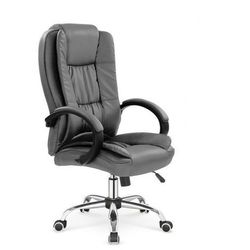Fotel gabinetowy Relax popielaty
