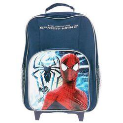 SPIDERMAN SPIDER MAN PAJAK WALIZKA NA KÓŁKACH (walizeczka dziecięca)