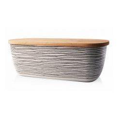 Chlebak bambusowy z deską do krojenia 5471 marki Mondex