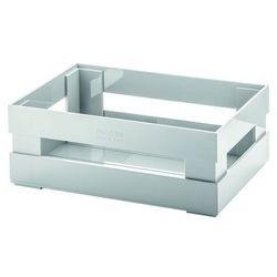 Guzzini - tidy &store - skrzynka kitchen active design mała, szary - szary (8008392291978)