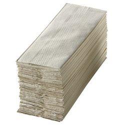 Ręczniki składane, krepa, naturalny biały, opak. 4608 ręczników, od 4 opak. higi marki Tork