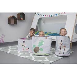 LAESSIG Kosz na zabawki/pranie - Żółw, 7822-37635