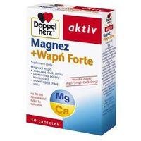 Doppelherz Aktive Magnez + Wapń Forte 30 tabl. (tabletki)