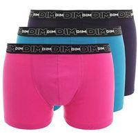 DIM Panty magenta pink/blue poseidon/cobalt blue, w 5 rozmiarach