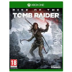 Rise of the Tomb Raider - produkt z kat. gry Xbox One