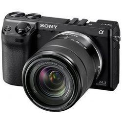 NEX-7 marki Sony - aparat cyfrowy