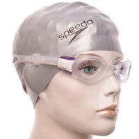 Okulary pływackie  female futura biofuse przezroczysto/fioletowy marki Speedo