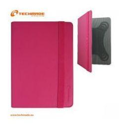 "Etui na tablet 10"" Różowe TECHMADE"