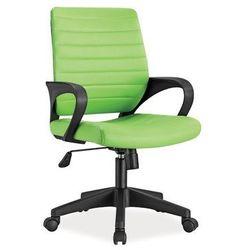 Fotel Obrotowy Q-051 Zielony