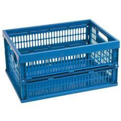 Kosz składany niebieski - sprawdź w wybranym sklepie
