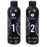 Shunga (can) Shunga - strawberry & champagne massage gel 2 x 250 ml